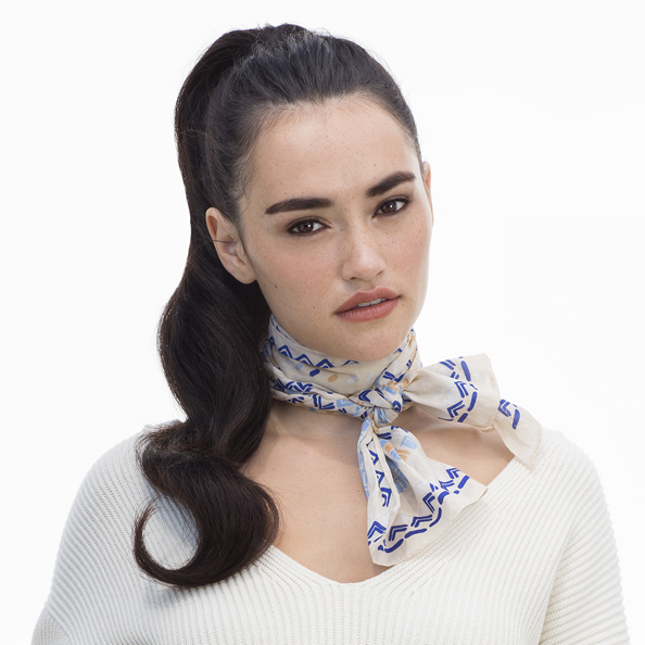 Blog #T3Inspo: Hairstyles to Wear with Scarves