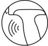 T3 Cura Luxe Auto Pause Sensor