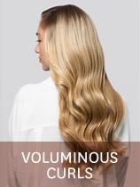 Voluminous Curls Thumbnail - Style View